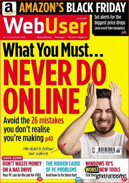 WebUser - 14 November 2018