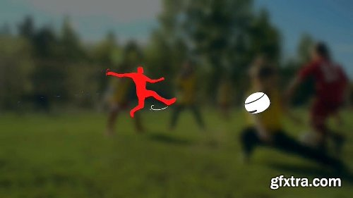 Videohive Cartoon Soccer Logo 22197618