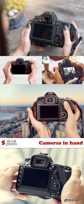 Photos - Cameras in hand