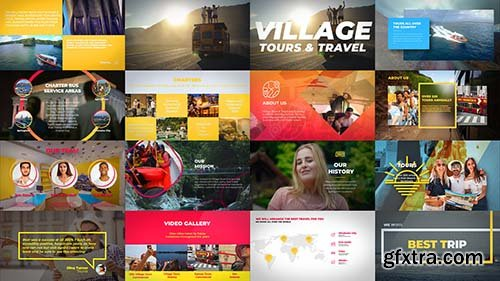 Tour Operator Promo - After Effects 128683