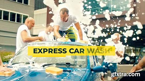 Car Wash Promo - After Effects 128679