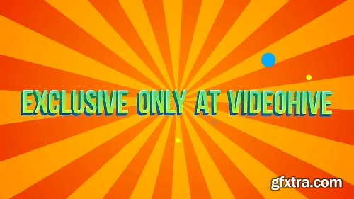 Videohive Candy Titles 22590467