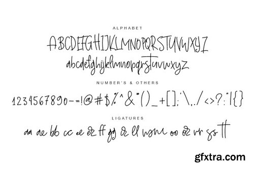 Wimmer Font
