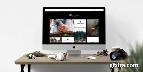 ThemeForest - Killeen v1.1 - A Contemporary Portfolio for Photographers - 18196078