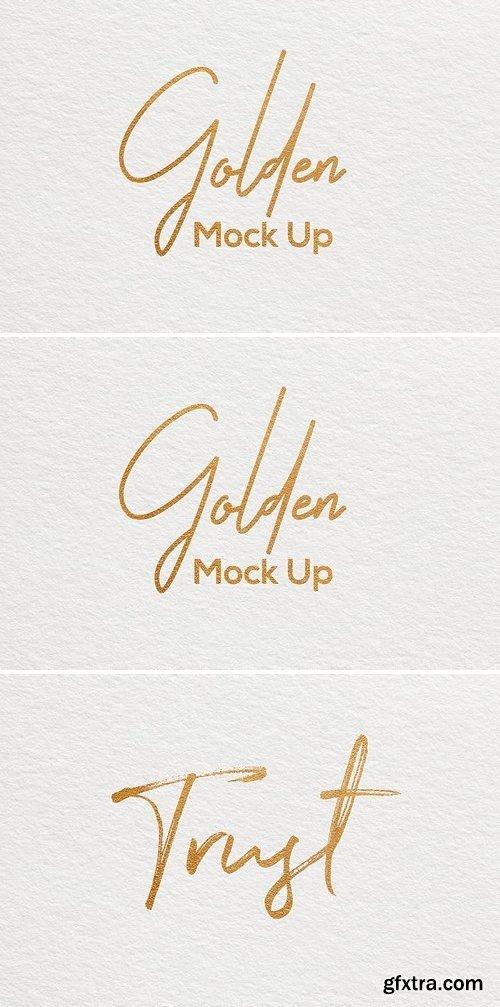 CM - Paper Logo Mockup 1482687