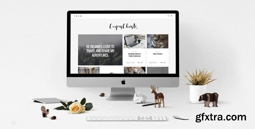 ThemeForest - CorpusChristi v1.16 - Modern Blog WordPress Theme - 17299575