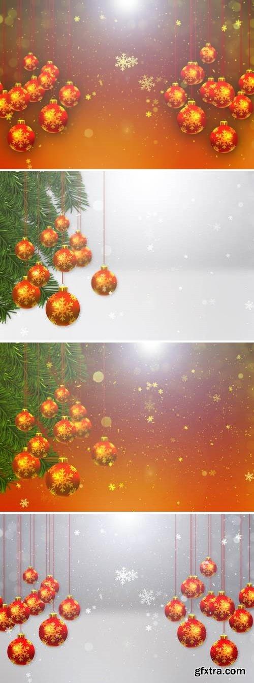 Christmas Baubles Bundle