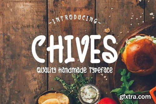 FontBundles Chives