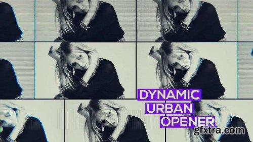 Videohive Dynamic Urban Opener 19819214