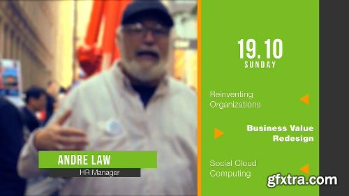 Videohive Business Forum | Event Promo 13354750
