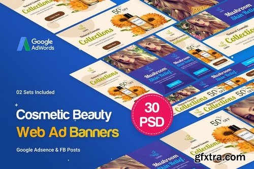 Cosmetic Banners Ad