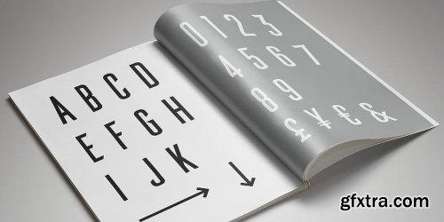 Brandbe Font Family - 3 Fonts