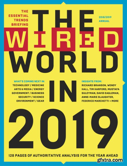 The Wired World UK - 2018