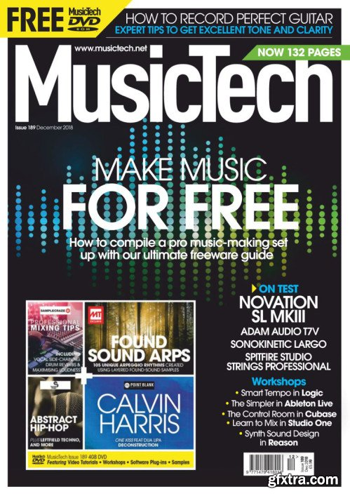 MusicTech - December 2018