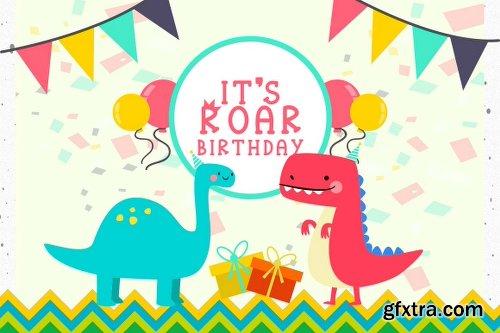 Roarr! Dino Party
