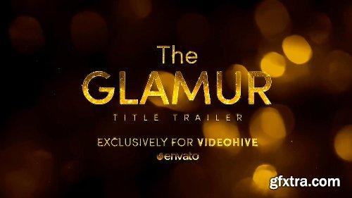 Videohive The Glamur Title Trailer 22531424