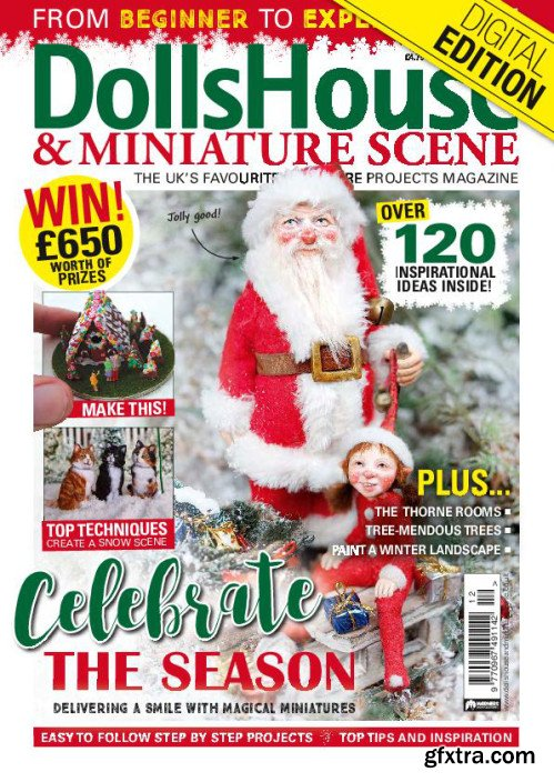 Dolls House & Miniature Scene - December 2018