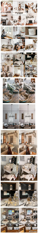 CreativeMarket - Hygge Lightroom Presets 3154822