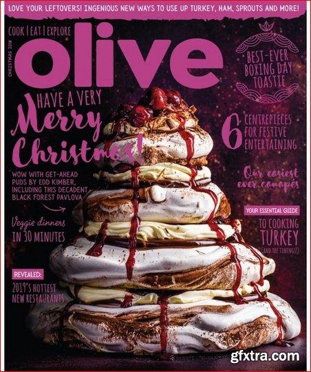 Olive - December 2018