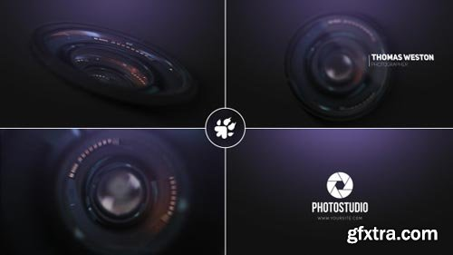 Videohive - Photography Logo Reveal - 19801775