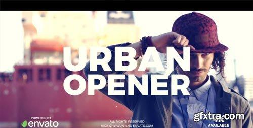 Videohive - Urban Opener - 21113550