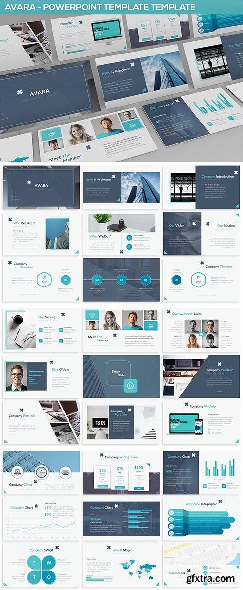 Avara - Powerpoint Presentation Template