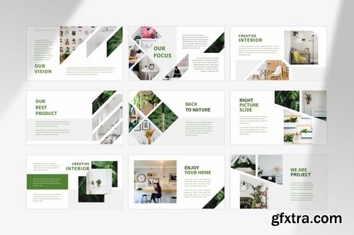 Awesome Interior - Powerpoint Template