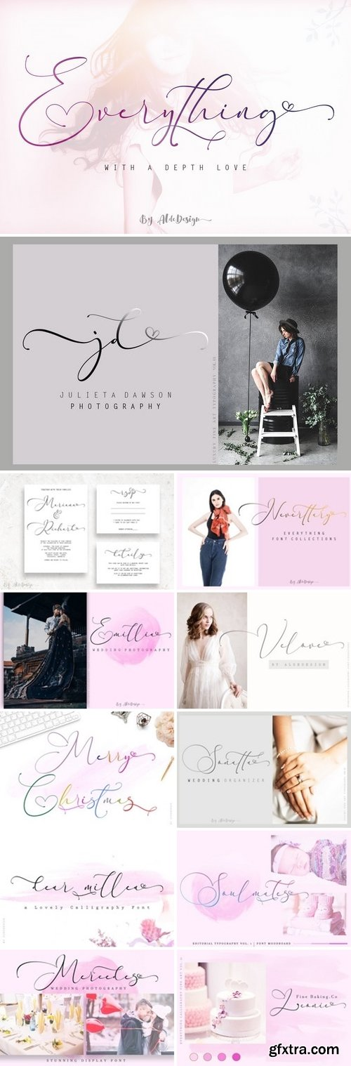 CM - Everything Calligraphy 3158641