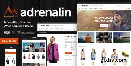 ThemeForest - Adrenalin v2.0.0 - Multi-Purpose WooCommerce Theme - 9284771