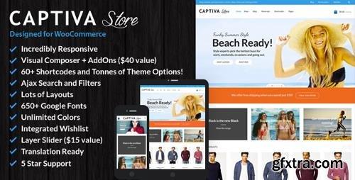 ThemeForest - Captiva v2.1 - Responsive WordPress WooCommerce Theme - 8241498