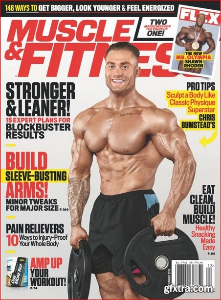 Muscle & Fitness USA - December 2018