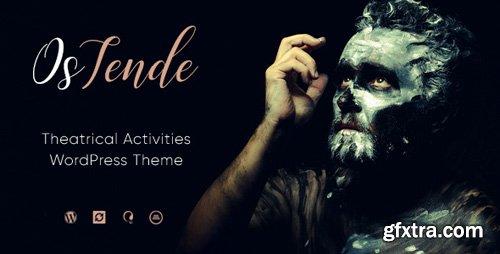 ThemeForest - OsTende v1.1 - Theater WordPress Theme - 21784735