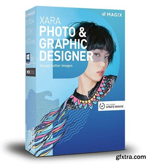 Xara Photo & Graphic Designer 16.3.0.57723 (x64) Portable