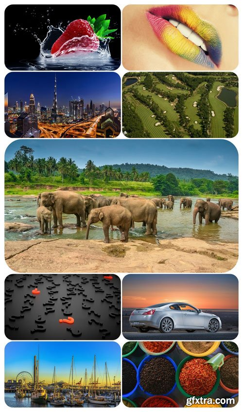 Beautiful Mixed Wallpapers Pack 726