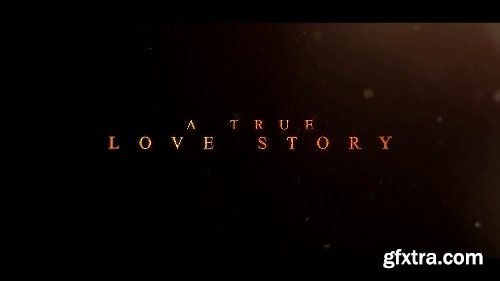 Videohive Romantic | Trailer Titles 20607811