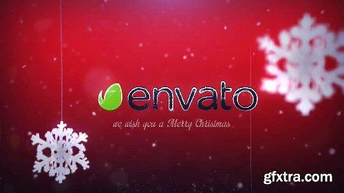 Videohive Magic Christmas Slideshow 13699179
