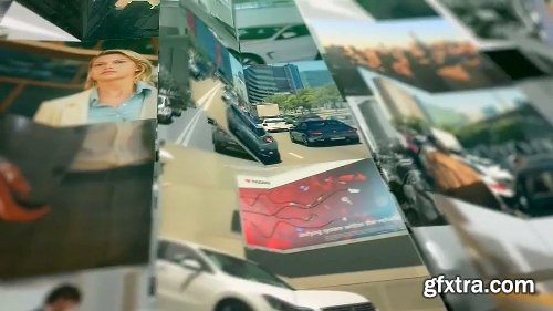 Videohive Multi Images Fold Reveal 20218664