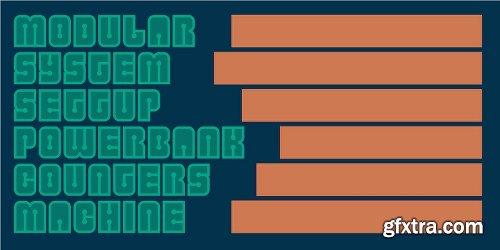 Cobbler Font Family - 3 Fonts