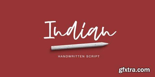 Indian Font