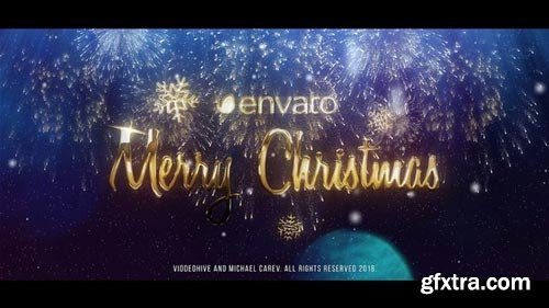 Videohive - Magic Christmas Wishes - 22831623
