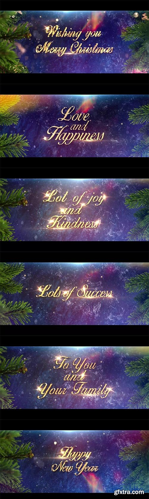 Videohive - Christmas Wishes - 22831013