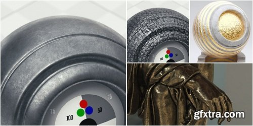 GreyscaleGorilla - Everyday Material Octane Pack for Cinema 4D