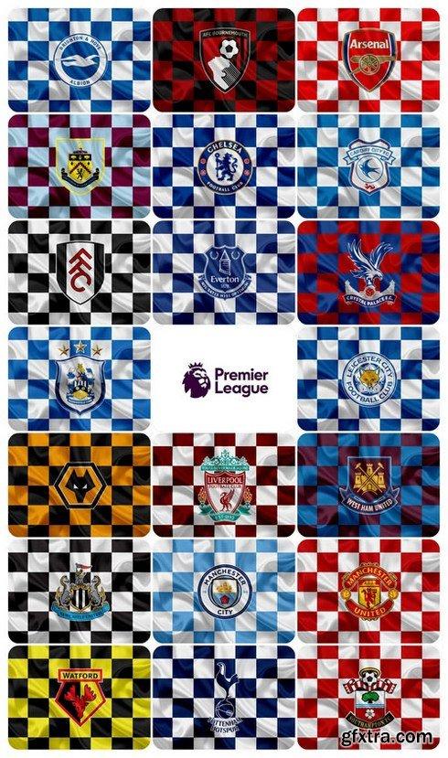 Wallpaper Ultra HD 3840x2160 - English Premier League 2018-2019