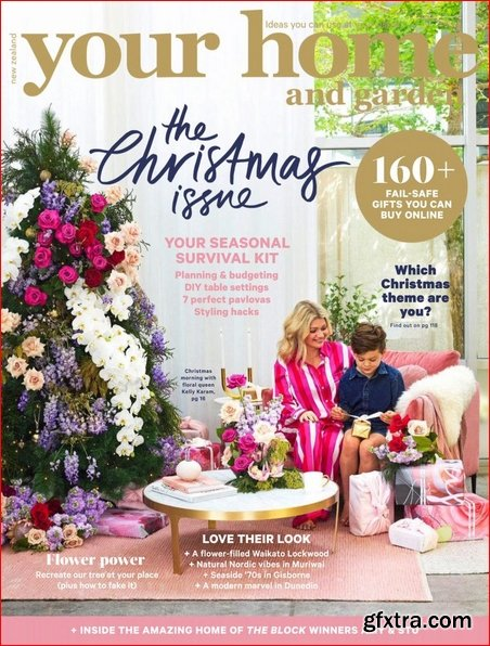 Your Home and Garden - December 2018