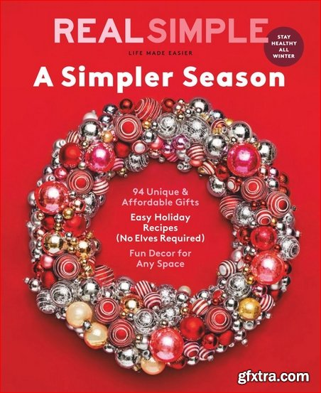 Real Simple - December 2018