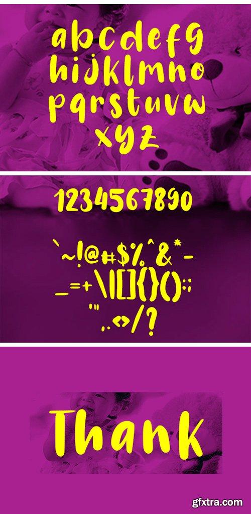 Crafto Font
