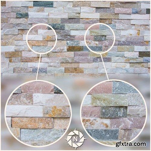 ArtStation Marketplace – Texture Pack: Walls Volume 3