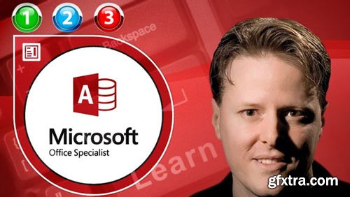 Master Microsoft Access from Beginner to Advanced