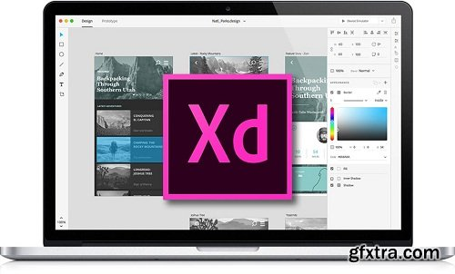 Adobe XD CC v12.0 Multilingual