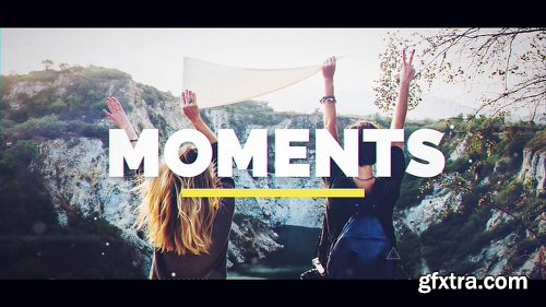 Videohive Moments 22856348